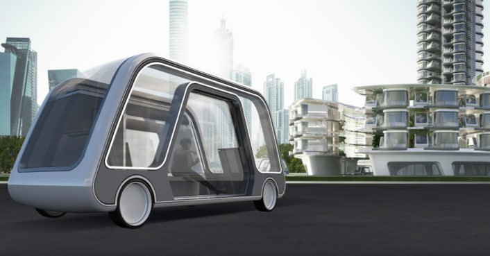 Solar Powered Autonomous Car Could Revolutionize Travel